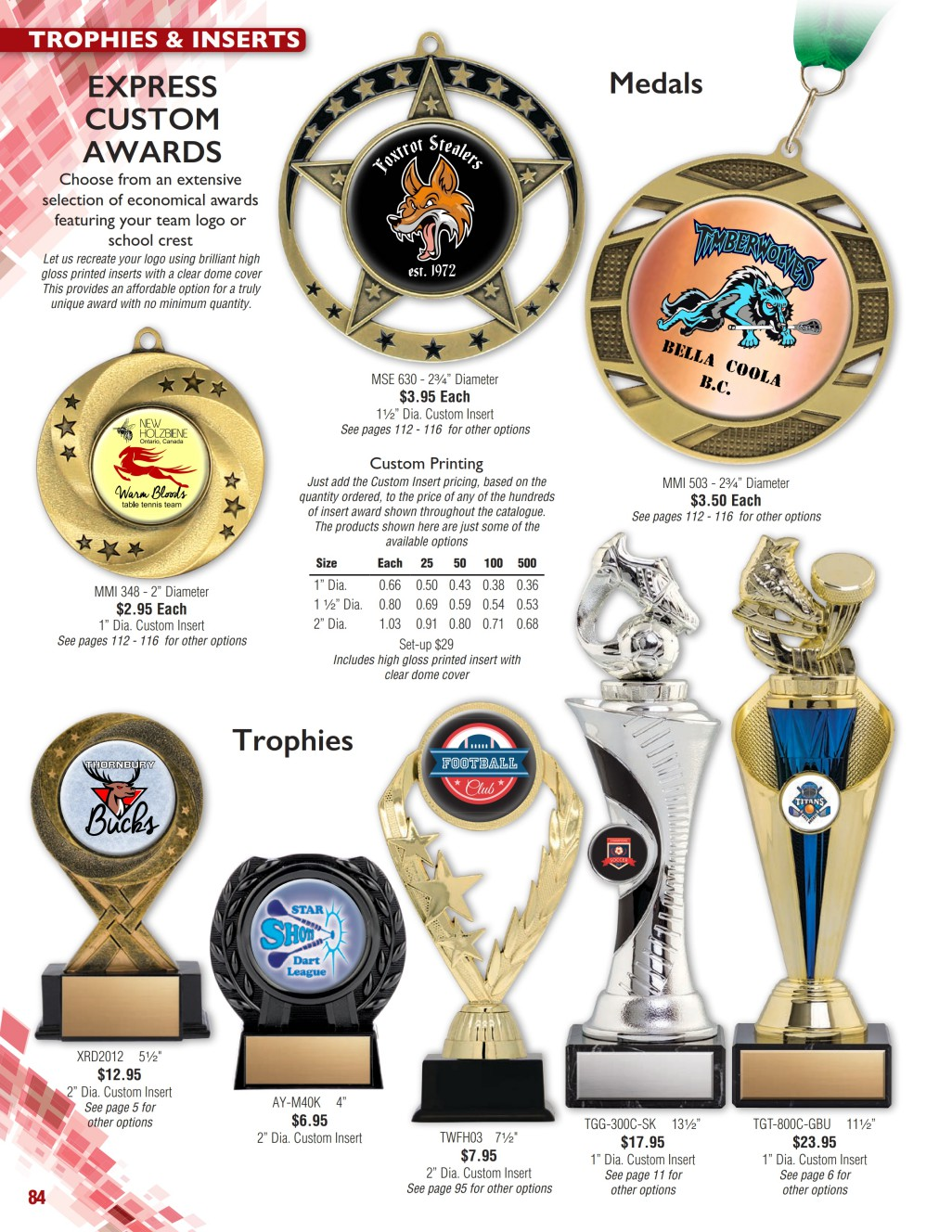 Sports Trophies and Awards | Centaur Awards